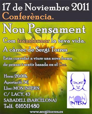 Nou Pensament 17-11-2011